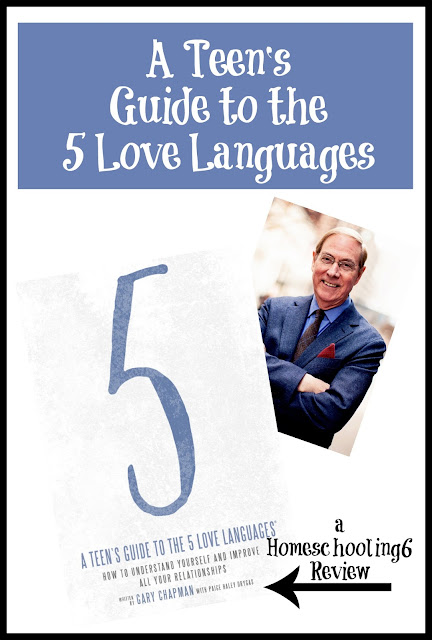 A Teens Guide To The 5 Love Languages Review -9457