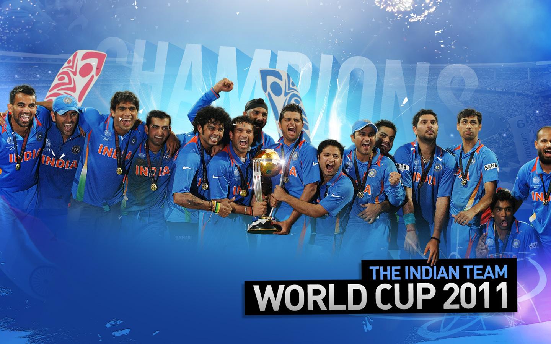 Sachin Tendulkar Hd Wallpapers For Laptop World Champions 2011