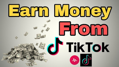 how to earn money from tik tok 2020