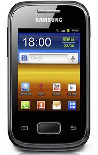 Flashing Samsung Galaxy Pocket GT-S5300