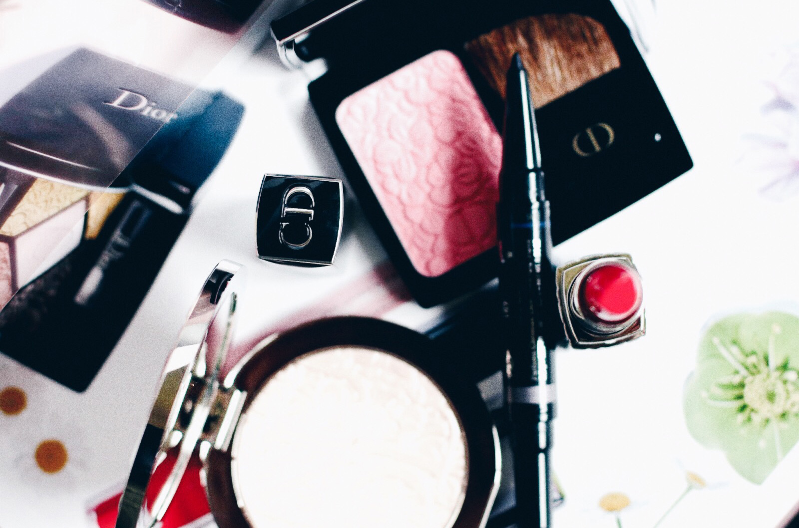 dior maquillage printemps 2016 blush crayon double embout highligteravis test swatches