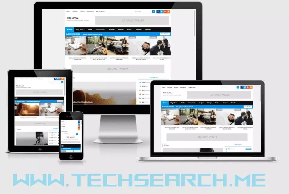 Rin Magz-Tech Search