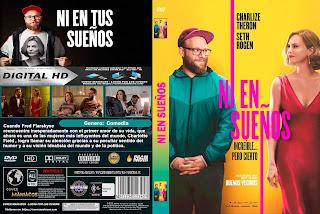 CARATULA NI EN SUEÑOS - LONG SHOT - 2019 [COVER DVD]