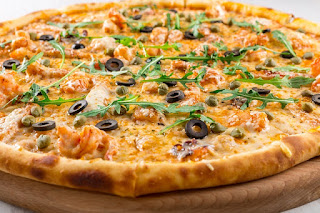 Why is pizza good for you?