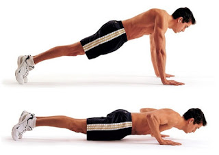 Top 5 Exercised To Build Chest, Push Ups