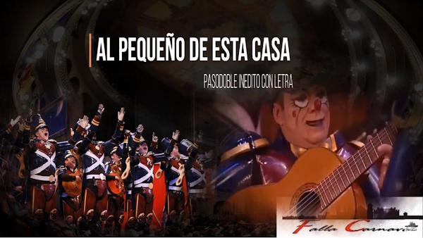 """Pasodoble 💥💥INEDITO💥💥 Los Invencibles de Antonio Martín """"Al pequeño de esta casa"""""""