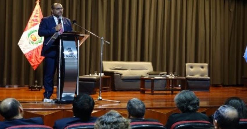 MINEDU: Ministro Alfaro destaca avances al cumplirse cuatro años de reforma universitaria - www.minedu.gob.pe