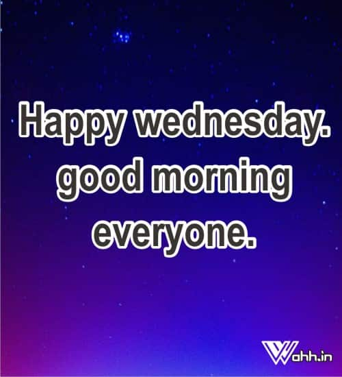 Wednesday-Wishes