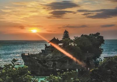 10 Destinasi Wisata Bali Terbaru 2021, Nomor 7 Keren Abis