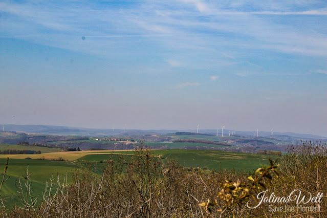 Aussichtspunkt Montfortblick auf dem Lemberg