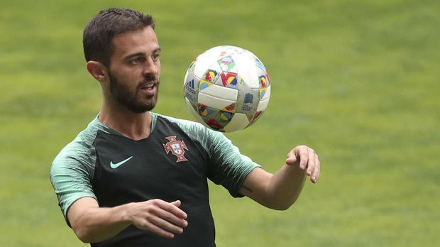 Inilah Lima Kunci Portugal Vs Belanda Di Final UEFA Nations League 2019