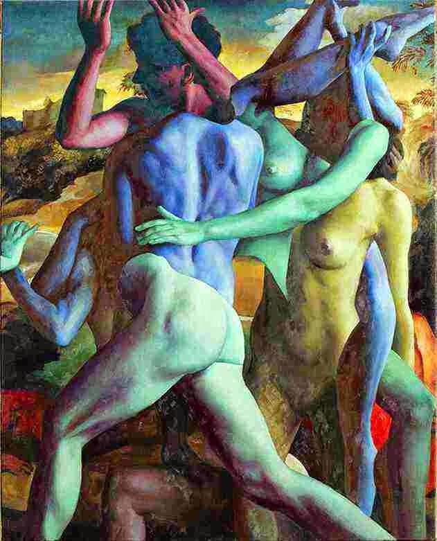Американский художник. Daniel Ludwig