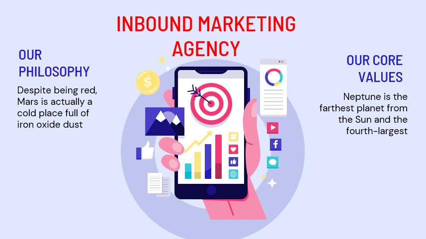 Inbound Marketing Agency Free PowerPoint Templates