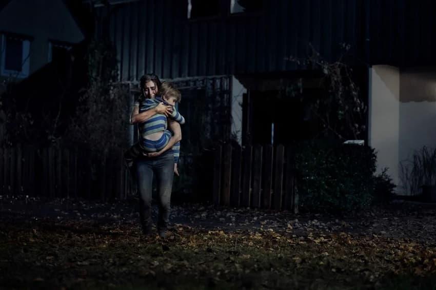 Рецензия на фильм «Заклятье: Другая сторона» - хороший шведский хоррор - 01