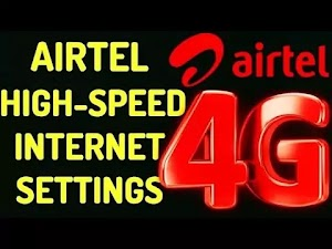 Airtel 4G LTE APN Settings - 4G APN Settings | Mobile Day
