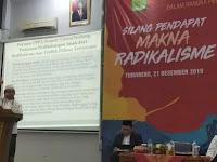 Salim Segaf: Jangan Sampai Indonesia Terpecah Belah