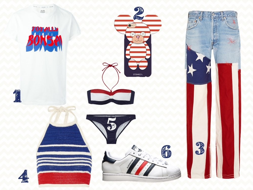 DREIHEIT - Stars and Stripes posted by Annie K, Fashionbloggerin, founder and writer of ANNIES BEAUTY HOUSE