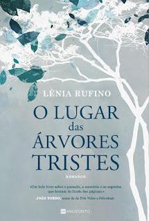 O Lugar das Árvores Tristes, de Lénia Rufino - Novidade Manuscrito