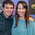Paula Pimenta e Bruno Garotti comentam sobre 'Cinderela Pop'