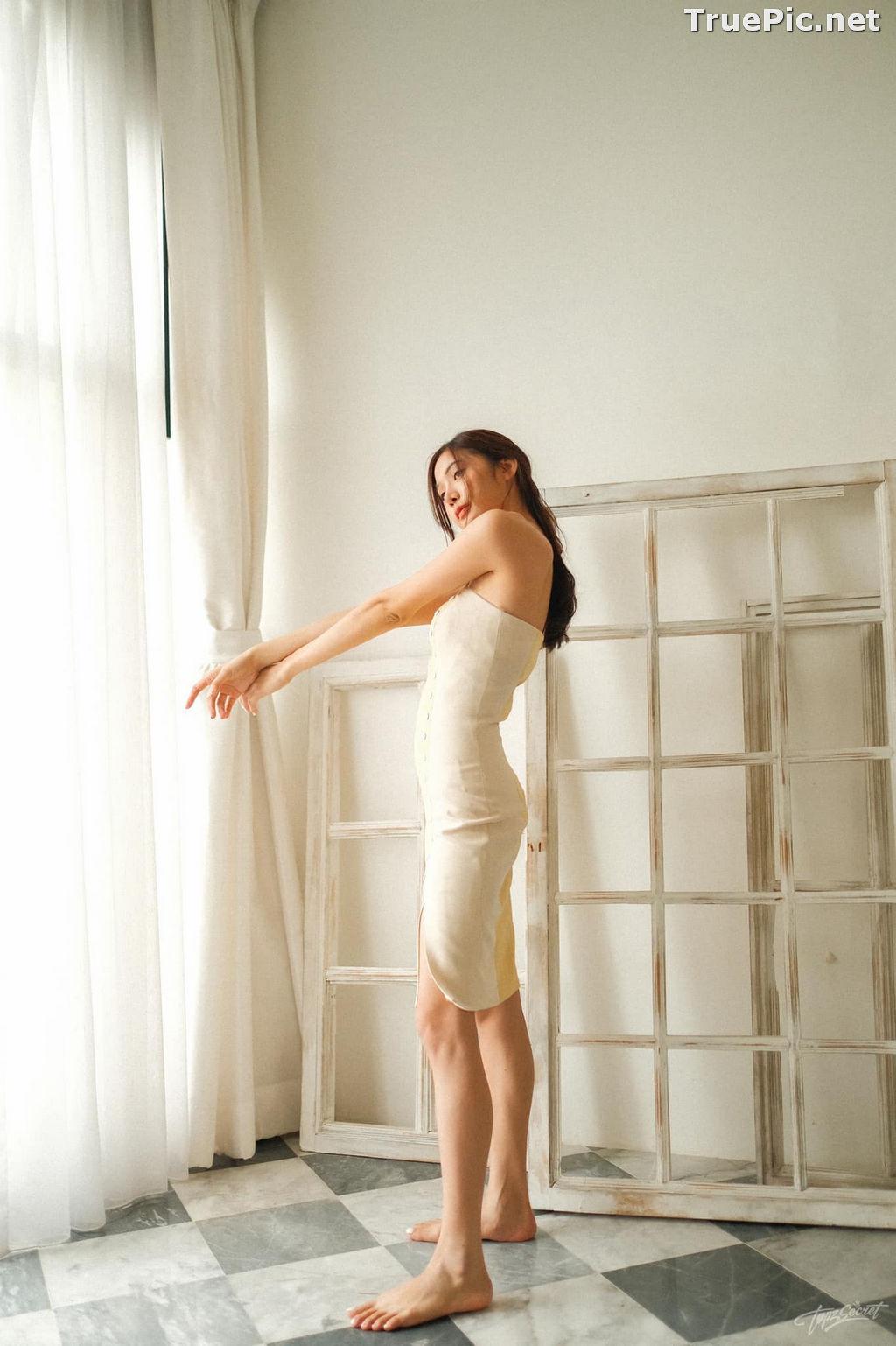 Image Thailand Model - Weeraya Sukaram - Concept Bodycon Dresses - TruePic.net - Picture-2