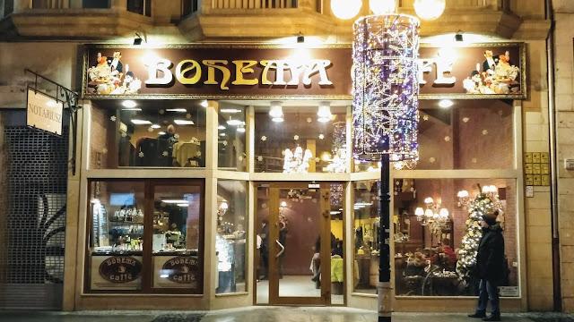 Bohema Cafe