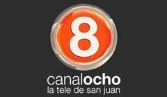 Canal 8 San Juan en vivo