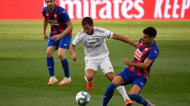 تابع ريال مدريد ضد هويسكا بجودة عالية وبدون اي تقطعات