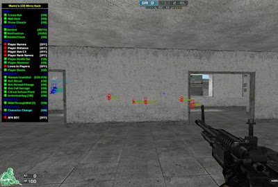 crossfire cheat