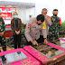 Kasi Ops Korem 052/Wkr Dampingi Pangdam Jaya dan Kapolda Metro Jaya Resmikan Kampung Jawara