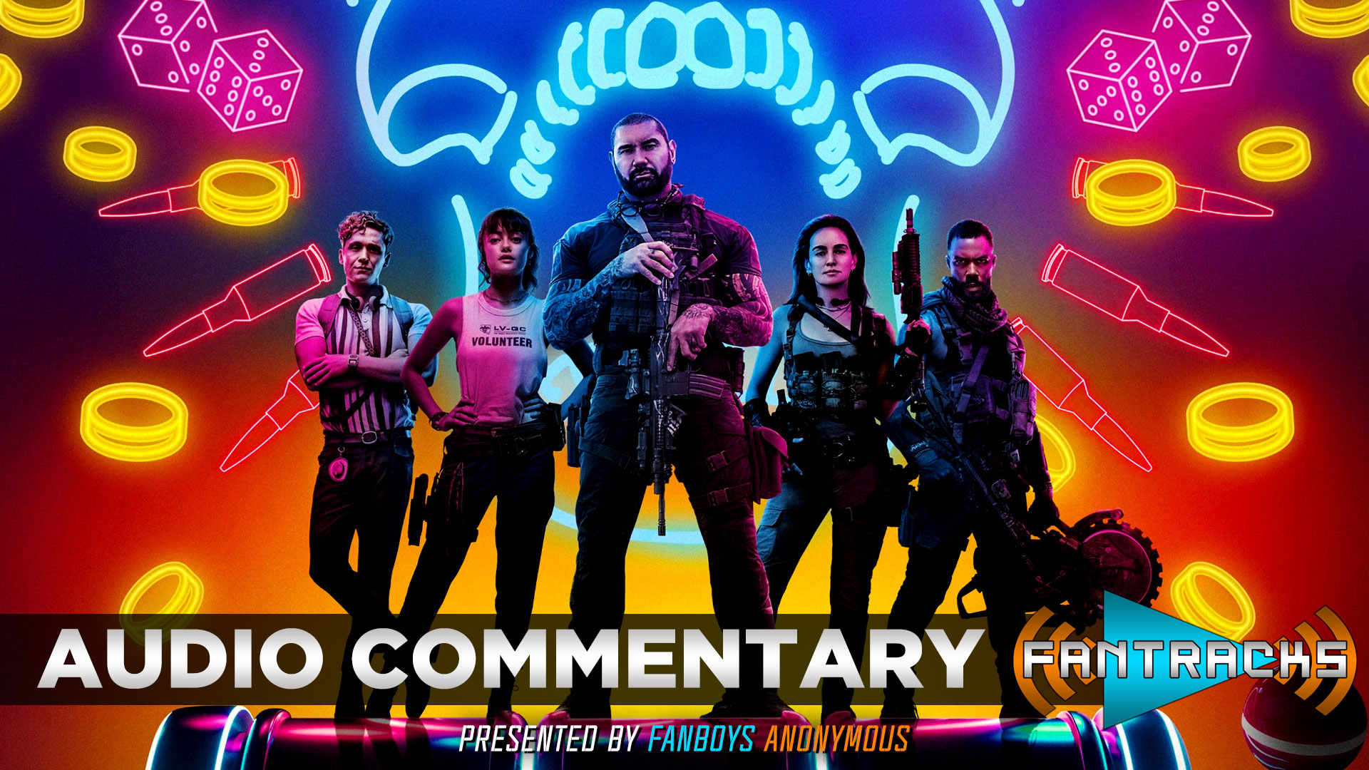 FanTracks Army of the Dead audio commentary