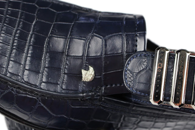 Stefano Ricci Crocodile Leather