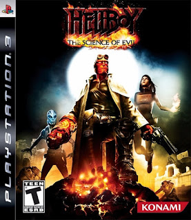 Hellboy The Science of Evil PS3 Torrent