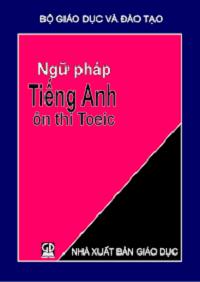 Ngữ Pháp Tiếng Anh TOEIC - Phan Mạnh Đan