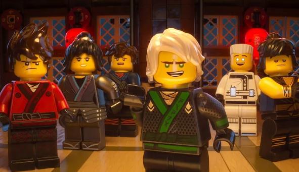 Ini Alasan Kenapa Kamu Harus Nonton Lego Ninjago Movie