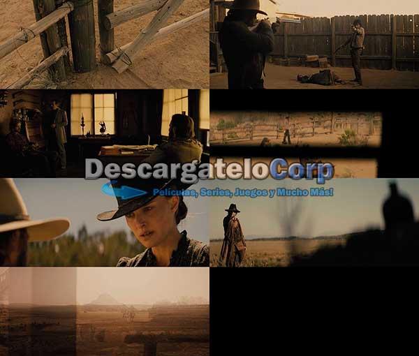 Jane tomo las Armas DVDRip Latino