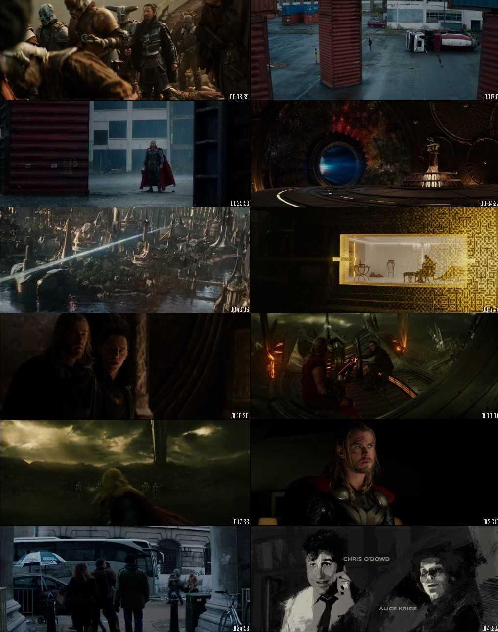 Thor: The Dark World 2013 Screenshot