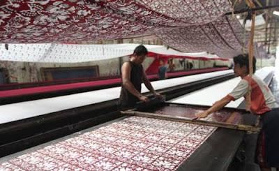 Jenis-Jenis Batik Printing