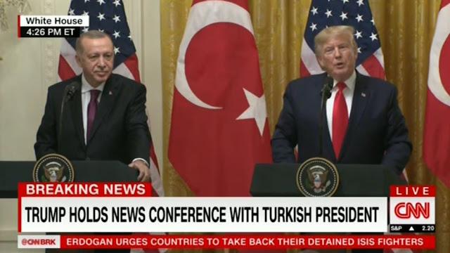 Ο Ερντογάν πήρε από τον Τραμπ 100 δισ. δολ. χωρίς να δεσμευτεί για τους S-400