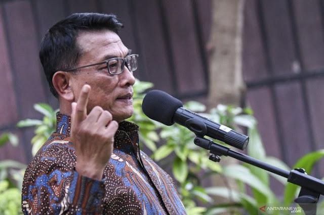 Moeldoko Akan Polisikan Peneliti ICW, Kuasa Hukum: Silakan!