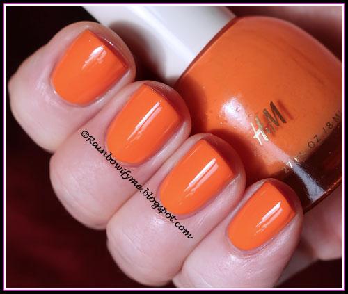 H&M: Orangeade