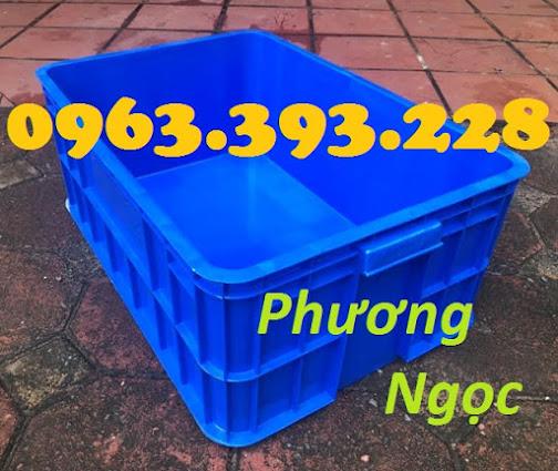 Thùng nhựa có nắp, thùng nhựa đặc HS017, sóng nhựa bít HS017 T%25C4%2590253