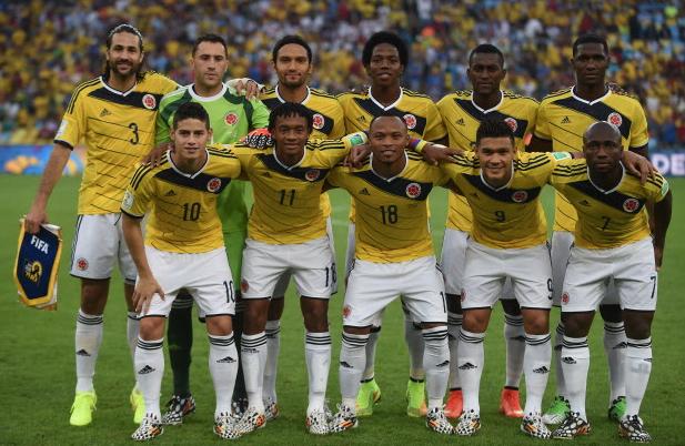 copa america 2016 colombia team