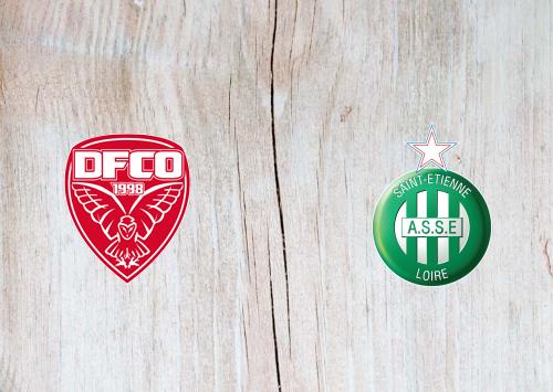 Dijon vs Saint-Étienne - Highlights 10 August 2019