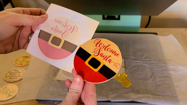 wood signs, sublimation, sublimation printing, sawgrass, heat press