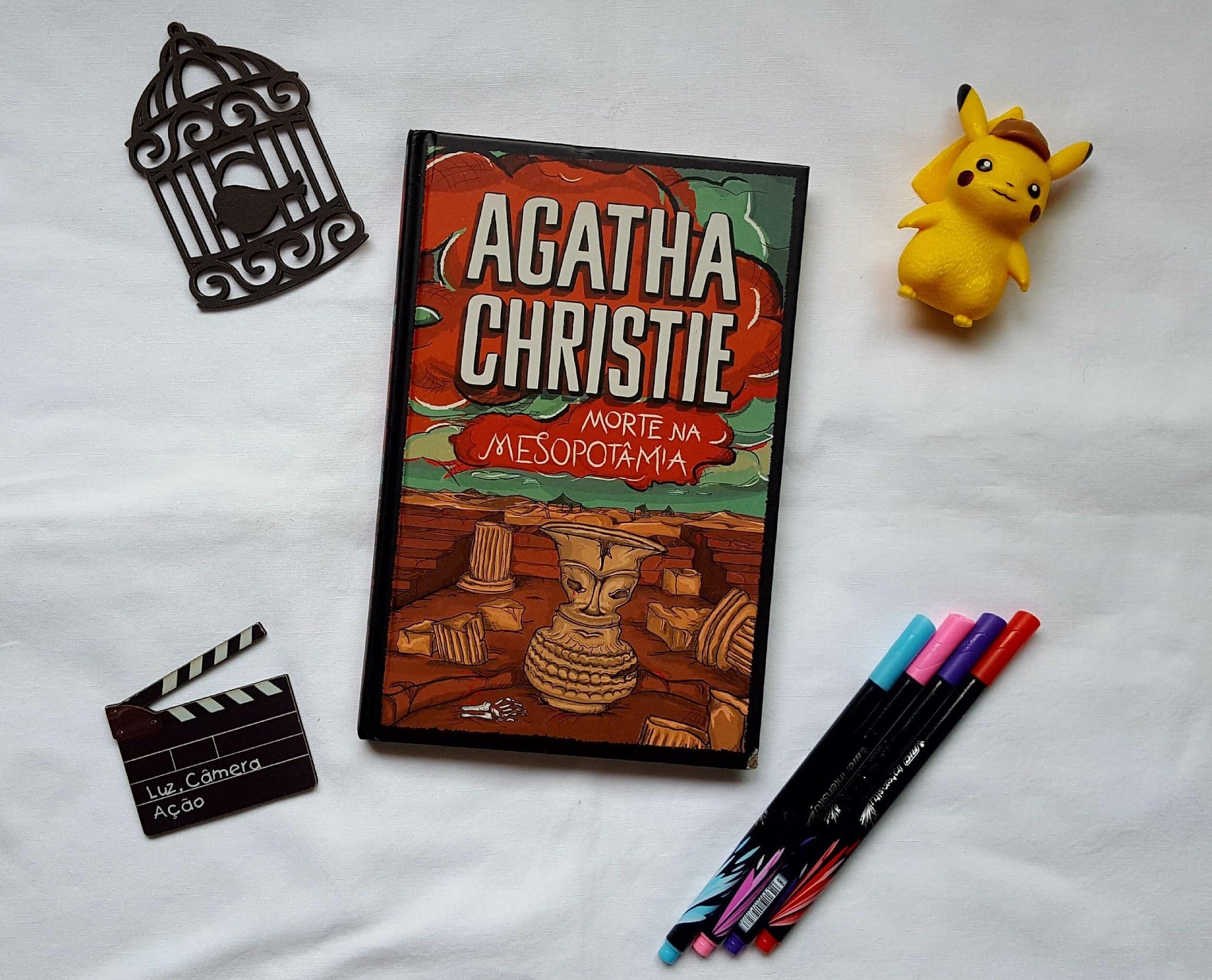 Morte na Mesopotâmia   Agatha Christie