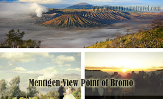 Mentigen View Point of Bromo