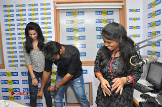 Thikka Team at Big FM ~ Celebs Next