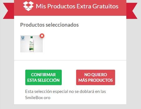 SmileBox octubre 2016: mi producto extra gratuito
