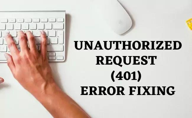 Google Search Console 401 Errors Fixing