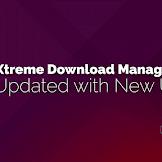 """downloads manager 2017 di linux software XDM """" lebh cepat dari IDM """""""